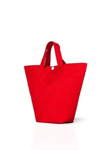 Çınar Messenger / Askılı Çanta Kırmızı